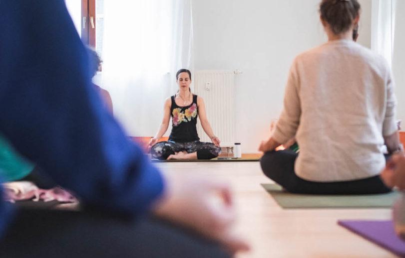 Gong Meditation mit Ulrike
