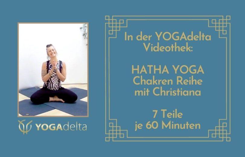 Hatha Yoga Chakren Reise